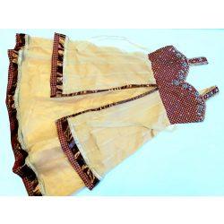 Csillogós báli ruha