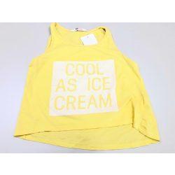 H&M feliratos nyári trikó